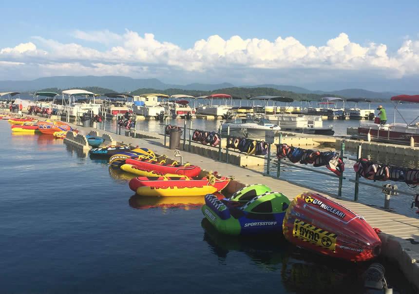 Douglas Lake Boat Rentals - Mountain Harbor Inn